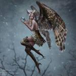 Owl fairy