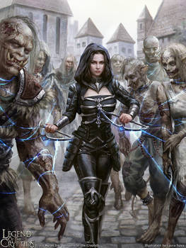 Legend of the Cryptids - Rooney reg.
