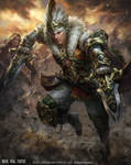 Mobius Final Fantasy - Super Monk