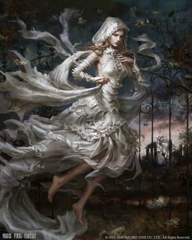 Mobius Final Fantasy - Wraith