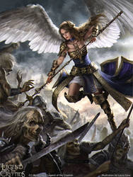 Legend of the Cryptids - Shilkniel adv.