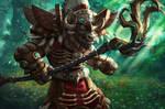 WoW Legion - Tauren Druid