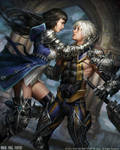 Mobius Final Fantasy - Kiss of the Witch