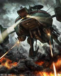Mobius Final Fantasy - Greif