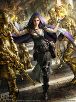 Legend of the Cryptids - Markl adv. by anotherwanderer