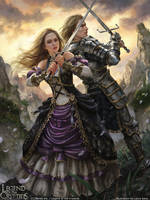 Legend of the Cryptids - Twofold Xerete adv.