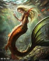 Mobius Final Fantasy - Mermaid