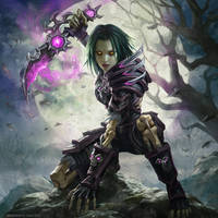 Undead Rogue by anotherwanderer