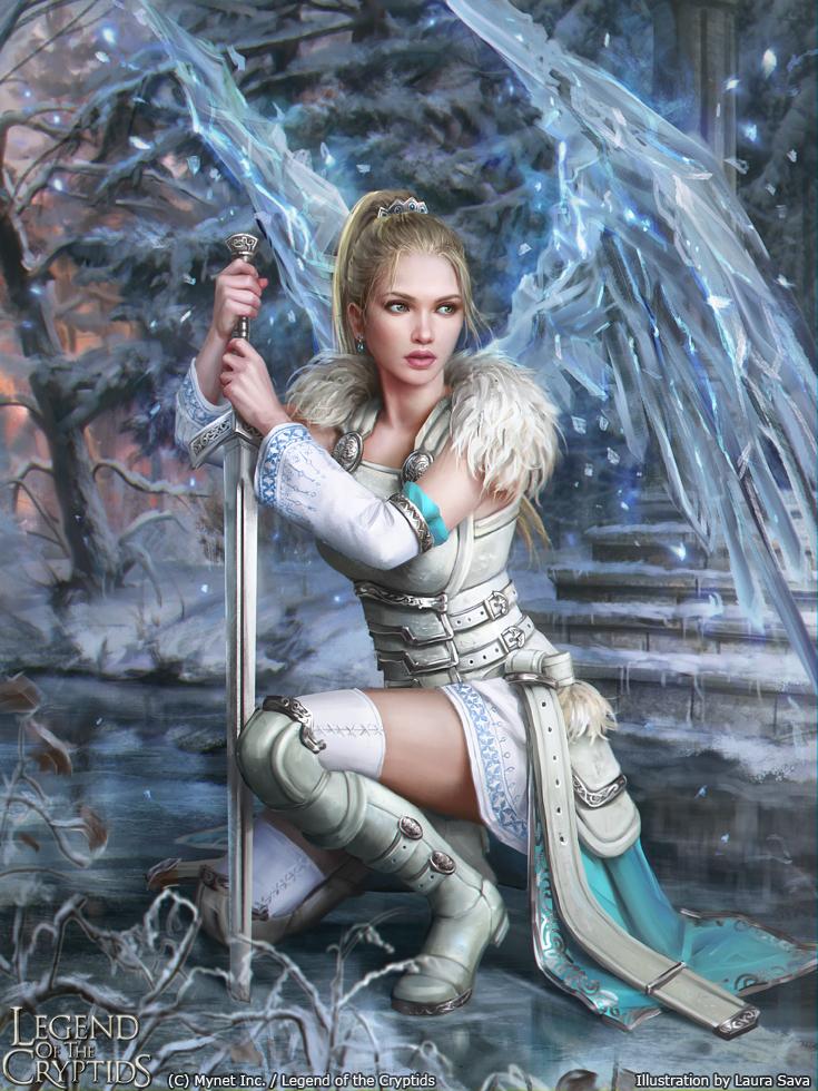 Legend of the Cryptids - Snow Convoy Secrecia reg.