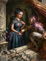 Legend of the Cryptids - Zara reg. by anotherwanderer