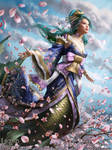 Legend of the Cryptids - Tobiuohime adv.