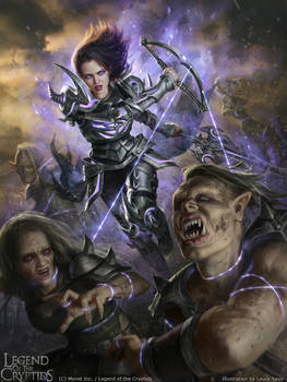 Legend of the Cryptids - Cursed Rooney adv.