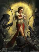 Legend of the Cryptids - Orista reg. by anotherwanderer