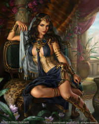 Mobius Final Fantasy - Cleopatra by anotherwanderer