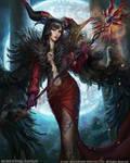 Mobius Final Fantasy - Ultimecia Meia