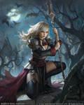 Mobius Final Fantasy - Dhampyr