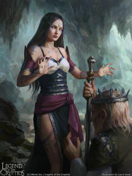 Legend of the Cryptids - Sahdrey reg.