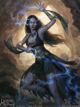 Legend of the Cryptids - Sahdrey adv.