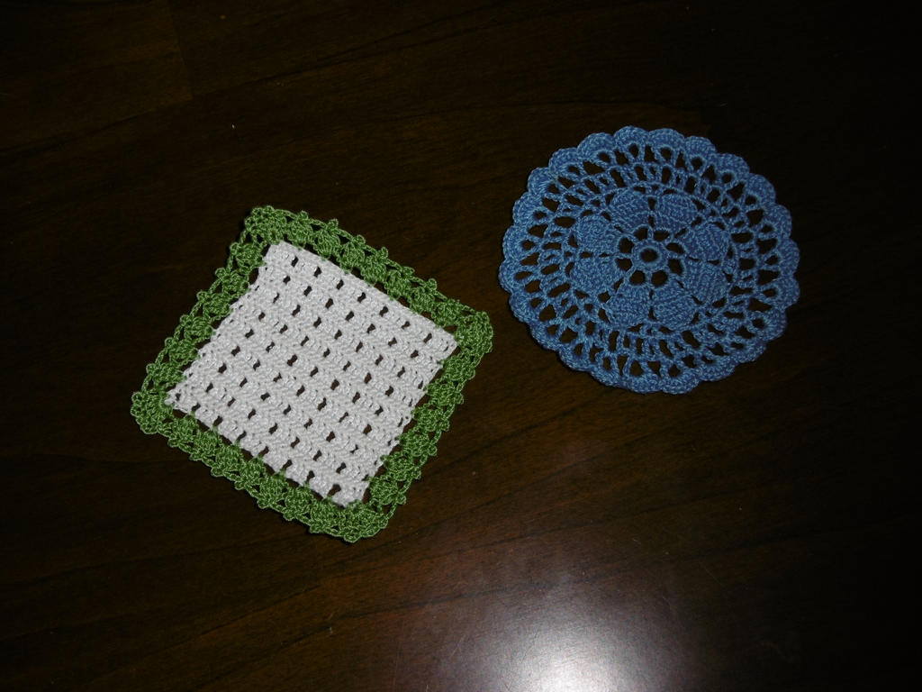 Coasters by LualaDy