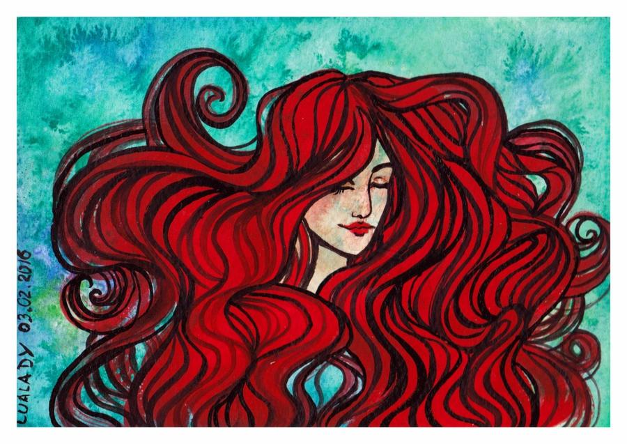 Mermaid by LualaDy