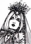 Inktober17 18 Bride