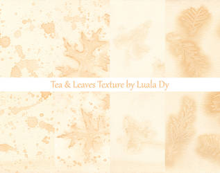 Tea Time Texture Pack by LualaDy