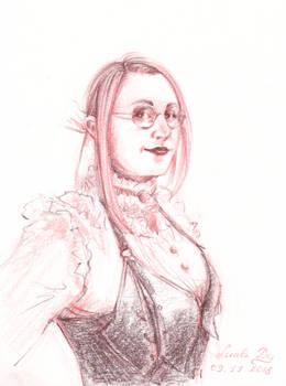 Sweet Portrait (commission)