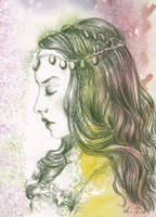 Fantasy ACEO by LualaDy