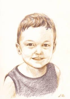 Whimiscal Portrait 2