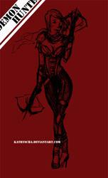 Diablo 3 Demon Hunter by Katryscha
