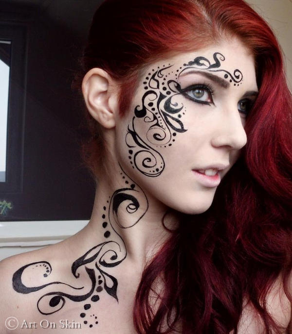 Swirls by hennyka
