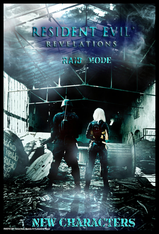 Resident Evil Revelations Raid Mode Cosplay by yandrak775