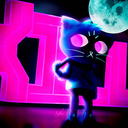 Mae (Margaret) 2 - Night in the Woods NITW