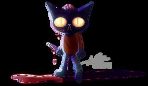 Nightly Mind - Bloody Mae