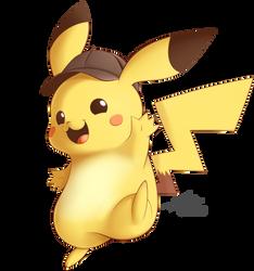 Nightly Mind - Detective Pikachu