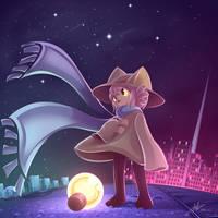 OneShot - First Steps in the Dark