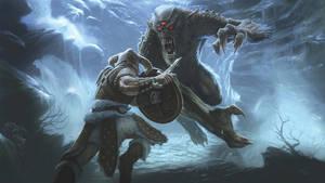 Dragonborn v. Frost Troll II