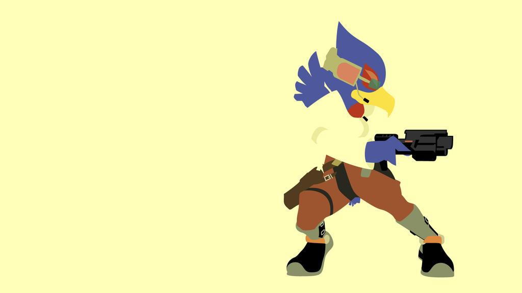 Falco Ssbb Drawings Wallpaper - falco  ssbb Falco Ssbb Drawings