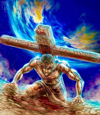 Our Savior  by Pru2002