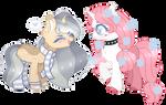 I love me some pink pones [Collab]