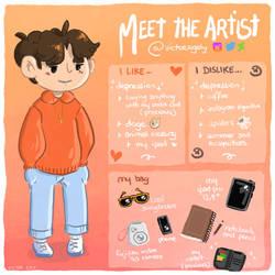 Meet the artist challenge