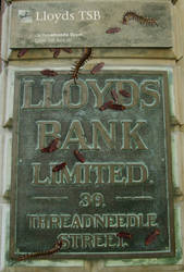 the new Lloyds bank by elemendart