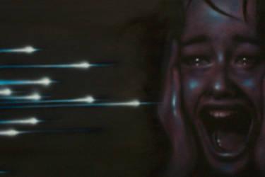 Europa 'the scream' by elemendart