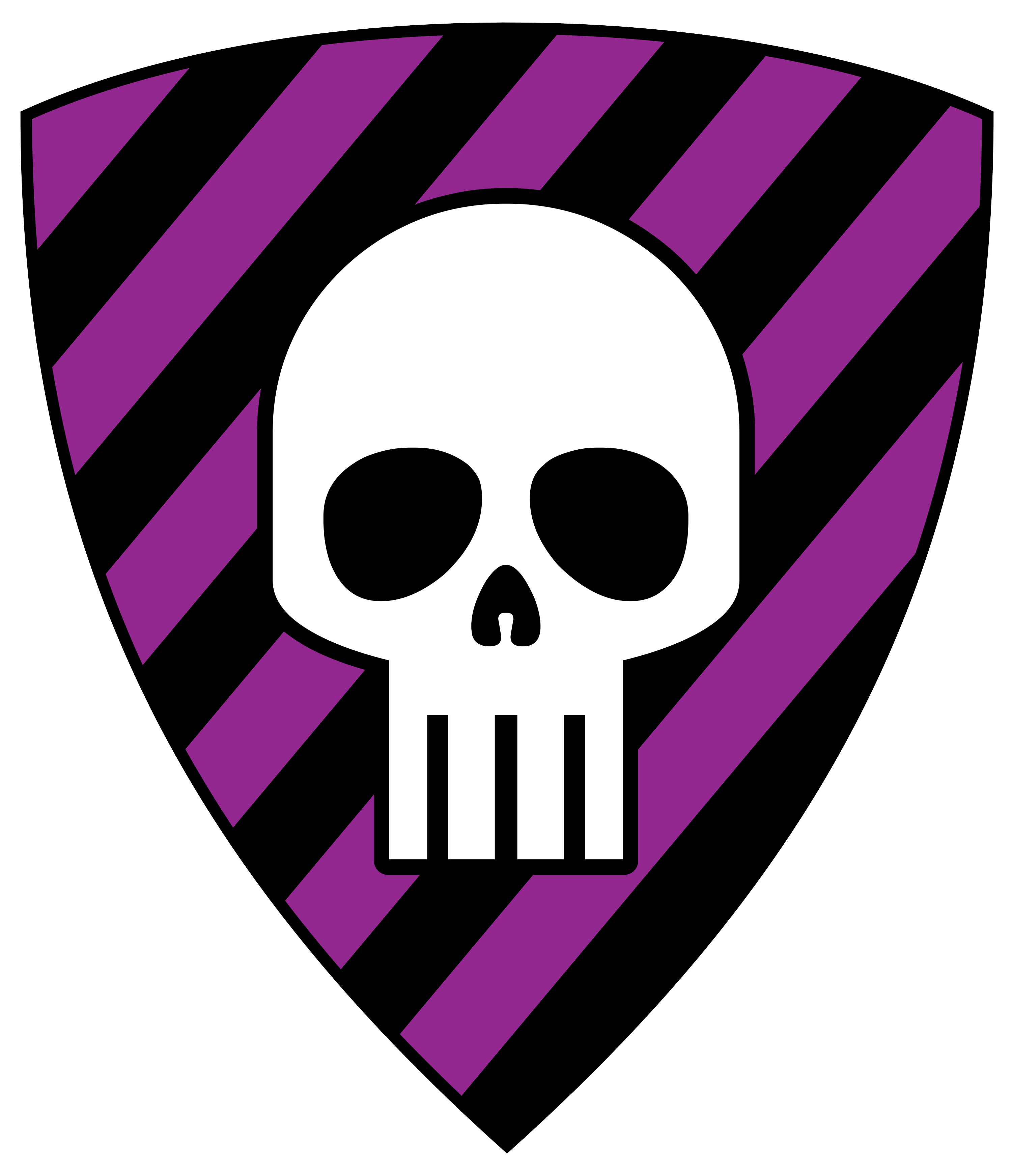 Coat of Arms of the Phantom Rider