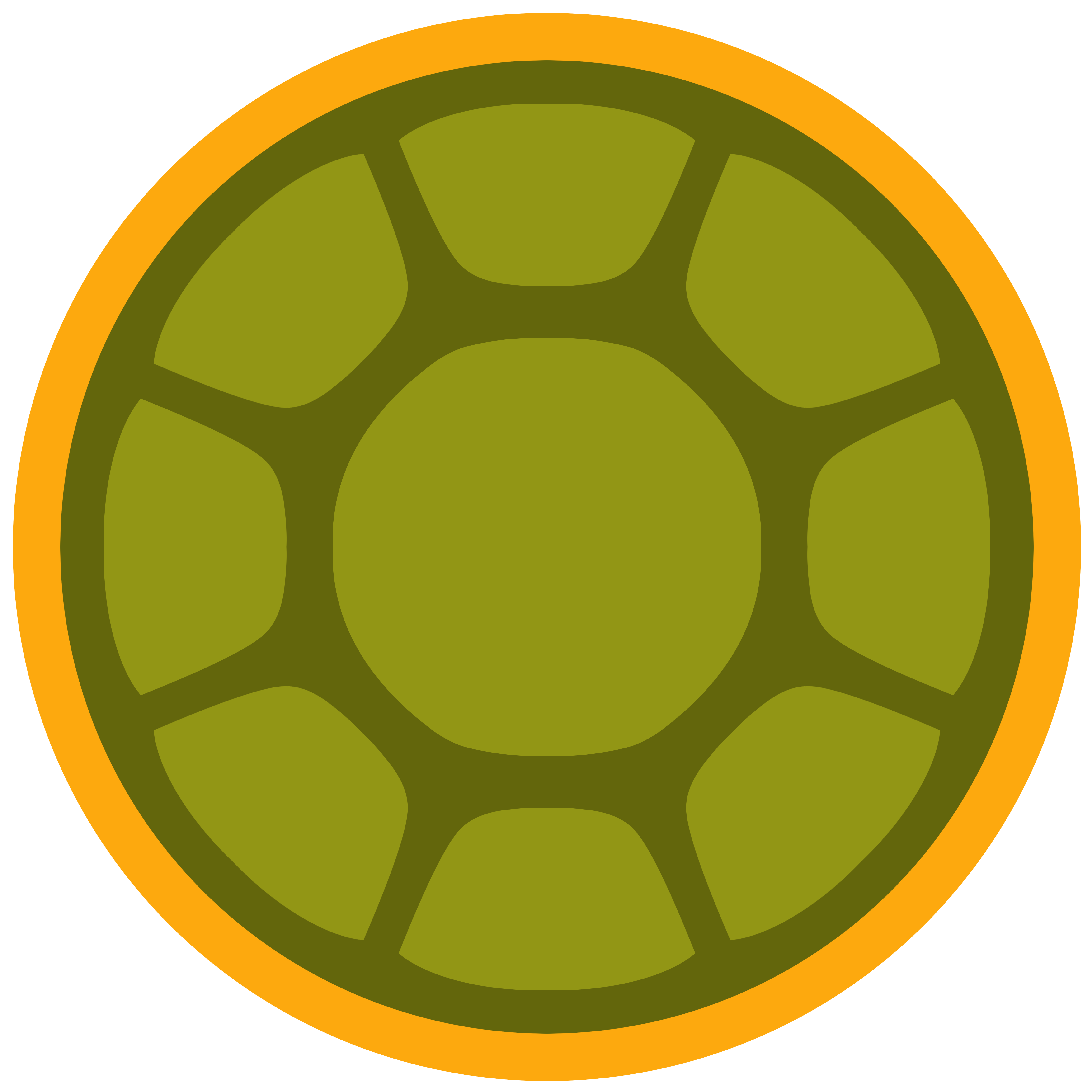 Ninja turtle shell logo - photo#11