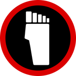 Foot Clan Logo (Colorized)