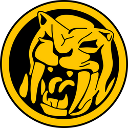 Sabretooth Tiger Power Coin (MMPR)