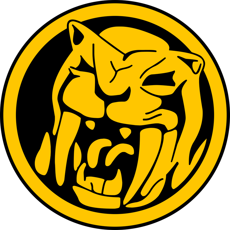 Sabretooth Tiger Power Coin (MMPR) By JAMESNG8 On DeviantArt