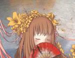 Flower - Japanese Girl