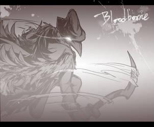 Bloodborne by chiutina